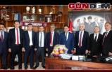 Madenciler'den Kömürspor'a destek!..