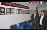 Türkmen'den ZTSO'ya ziyaret