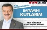 Türkmen Kurban Bayramını kutladı!..