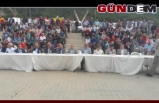 BAŞKAN BOZKURT  1. BURSA ZONGULDAKLILAR YAYLA FESTİVALİ'NE KATILDI