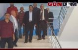 Başkan Çakır, okul çalışmalarını inceledi