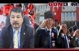 Başkan Güney'den Gaziler Günü açıklaması