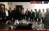 Batı Karadeniz Platformu Ankara'da Zonguldak'ı konuştu
