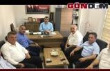 Belediye Başkanlarından Çolakoğlu'na ziyaret