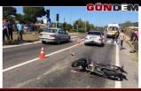 Çaycuma'da Kaza, 1 yaralı