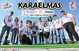 Karaelmas Teknoloji Takımı başarıya imza attı