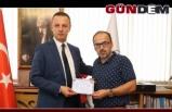 Karakulak'tan Başkan Alan'a ziyaret