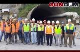 Türkmen, Mithatpaşa Tünelini inceledi