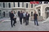 Vali Bektaş'tan MFA'ya inceleme