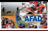 AFAD bir ayda bin 227 kişiyi kurtardı!..