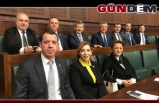 AK kadro grup toplantısına katıldı... Celil Uzun'da oradaydı!