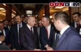 Başkan Alan Cumhurbaşkanı Erdoğan'la görüştü