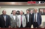 Başkanlardan Milletvekili Türkmen'e ziyaret