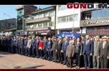 Çaycuma'da Cumhuriyet Bayramı kutlandı