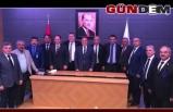 CHP'li heyetten Seyit Torun'a ziyaret