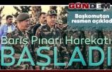 Cumhurbaşkanı Erdoğan duyurdu: Barış Pınarı Harekatı başladı!..