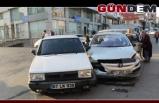 Ereğli'de Kaza, 1 Yaralı