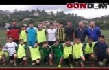 Futbolculardan Mehmetçiğe destek
