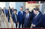 Gazetecilerin sergi açılışını Vali Bektaş yaptı