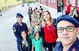 Jandarma çocukları unutmadı!..