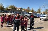 Jandarma öğrencilere eğitim verdi!..