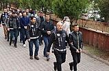 Karabük merkezli 3 ilde FETÖ operasyonu: 4'ü aktif 5 polis adliyede