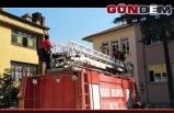 Kozlu Atatürk İlkokulu doğal afetlere hazır