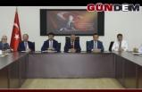 Rektörler Zonguldak'ta Bir Araya Geldi