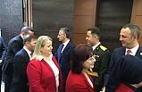 Vali Bektaş, Cumhuriyet Bayramı tebriklerini kabul etti