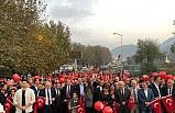 Zonguldak'ta fener alayı coşkusu