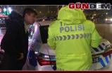 Ceza kesilen yayadan polise; Bu ismi hiç unutmayacağım