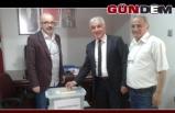 CHP'de ilk oylar kullanıldı…