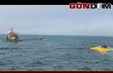 Ereğli'den giden o gemi battı!