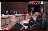 """Komisyonda """"Zonguldak Sorunları"""" konuşuldu"""