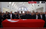 Kore Gazisi dualarla uğurlandı