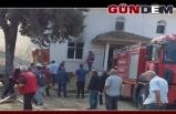 Köy Camisinde Yangın!..