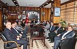 MHP'DEN GMİS'E 73. YIL ZİYARETİ