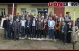 Ortacı Köyü'nde güzel bir açılış oldu…