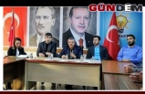 AK Parti Kilimli'de istişare yaptı!..