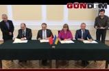 Vali Bektaş Başkanlığında imzalar atıldı