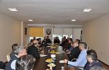 Zonguldak Ticaret ve Sanayi Odasının ev sahipliğinde toplandılar