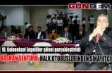 Başkan Şentürk, Halk Otobüslerinden şikayetçi