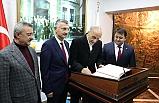 Genel Başkandan vali Bektaş' a ziyaret