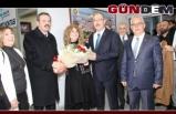Hisarcıklıoğlu'ndan Devrek TSO'ya ziyaret