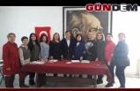 Kadın Meclisi genel kurulu yapıldı...