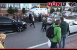 Kozlu'da Öğrenciye araç çarptı!..