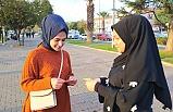 """Öğrenciler """"Engelli Değilim, Farkındayım"""" projesine imza attı"""
