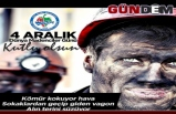 Posbıyık'ın 4 Aralık Dünya Madenciler Günü Mesajı