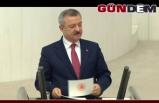 Türkmen TBMM genel kurulunda konuştu. Bakın ne dedi?