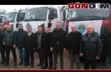 Zonguldak Belediyesi araç filosunu genişletiyor